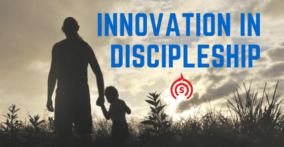 Innovation in discipleship