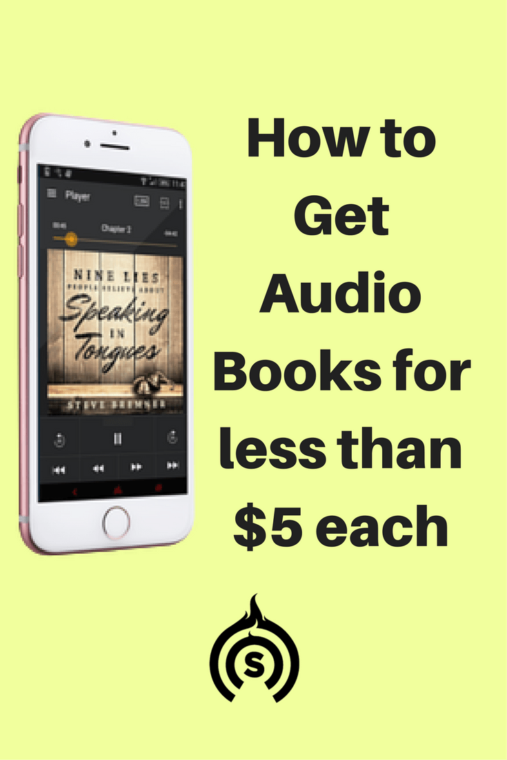 How to Build Your Audible Library on the Cheap | Steve Bremner
