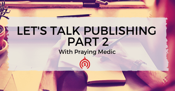 Book Talk with Praying Medic