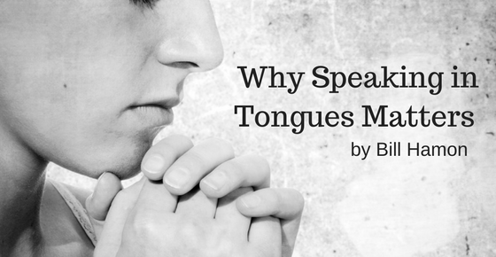 Why Speaking in Tongues Matters