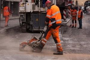 road construction workwear