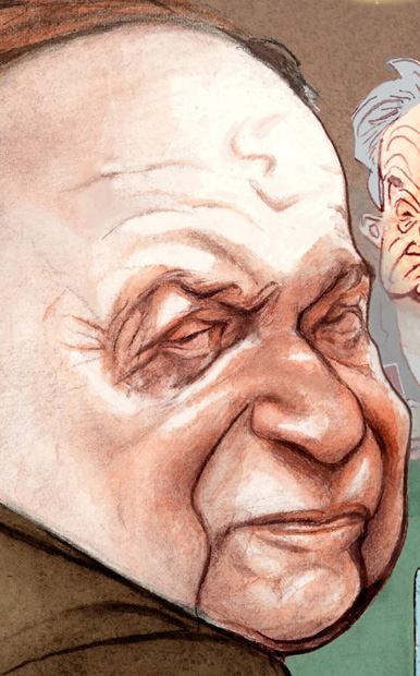 Adelson Head