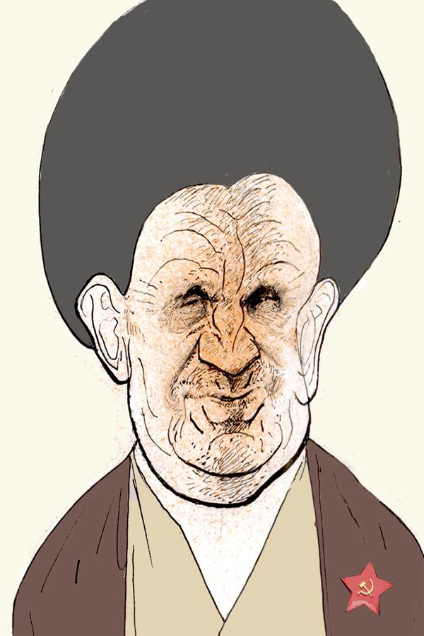 Muslim Kenyan Pope Head
