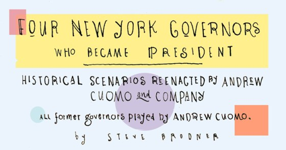 NY Governors as presidents Titles700
