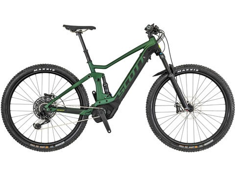 SCOTT Strike eRide 910 2019 :: £5699.00 :: ELECTRIC BIKES