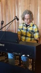At the Acoustic Den, Roseville, CA 07/30/16