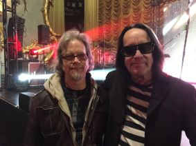 Meeting Todd Rundgren