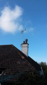 Steve Hill Television Services, Aerial Installation in Watchet