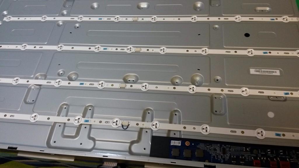LED Backlight assembly