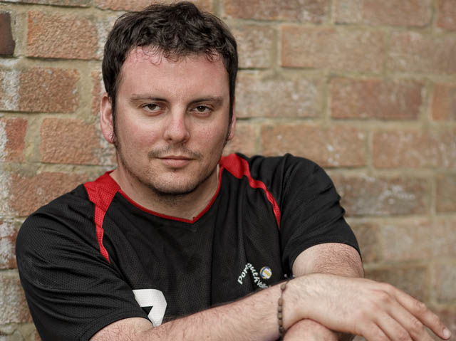 Portsmouth England Sitting Volleyball Captain