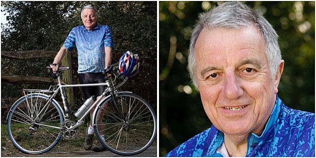 International Road Cyclist Portraits