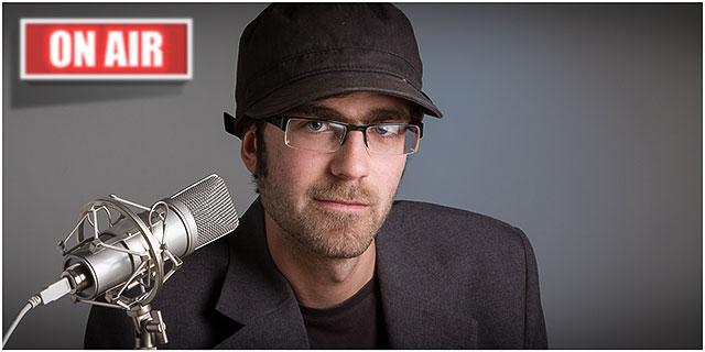 Headshot Of SDFF Podcast Member Steve During Photo Session 02