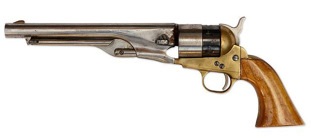 1860 Colts Army Revolver