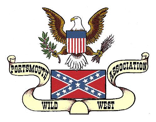 Portsmouth Wild West Association Logo