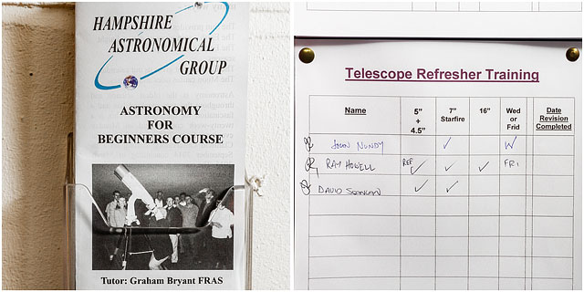 Training Flyer Refresher Booking Sheet