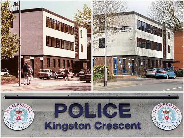 Kingston Crescent Fratton Police Station