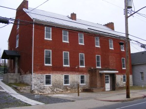Hagerstown Alsmhouse 30 years following that built at Prince George.