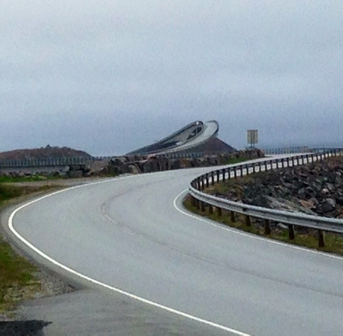 Norway Day 9: The Atlantic Road.