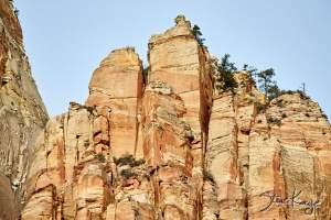 Lady Mountain, Zion National Park, (c) Photo by Steve Kaye