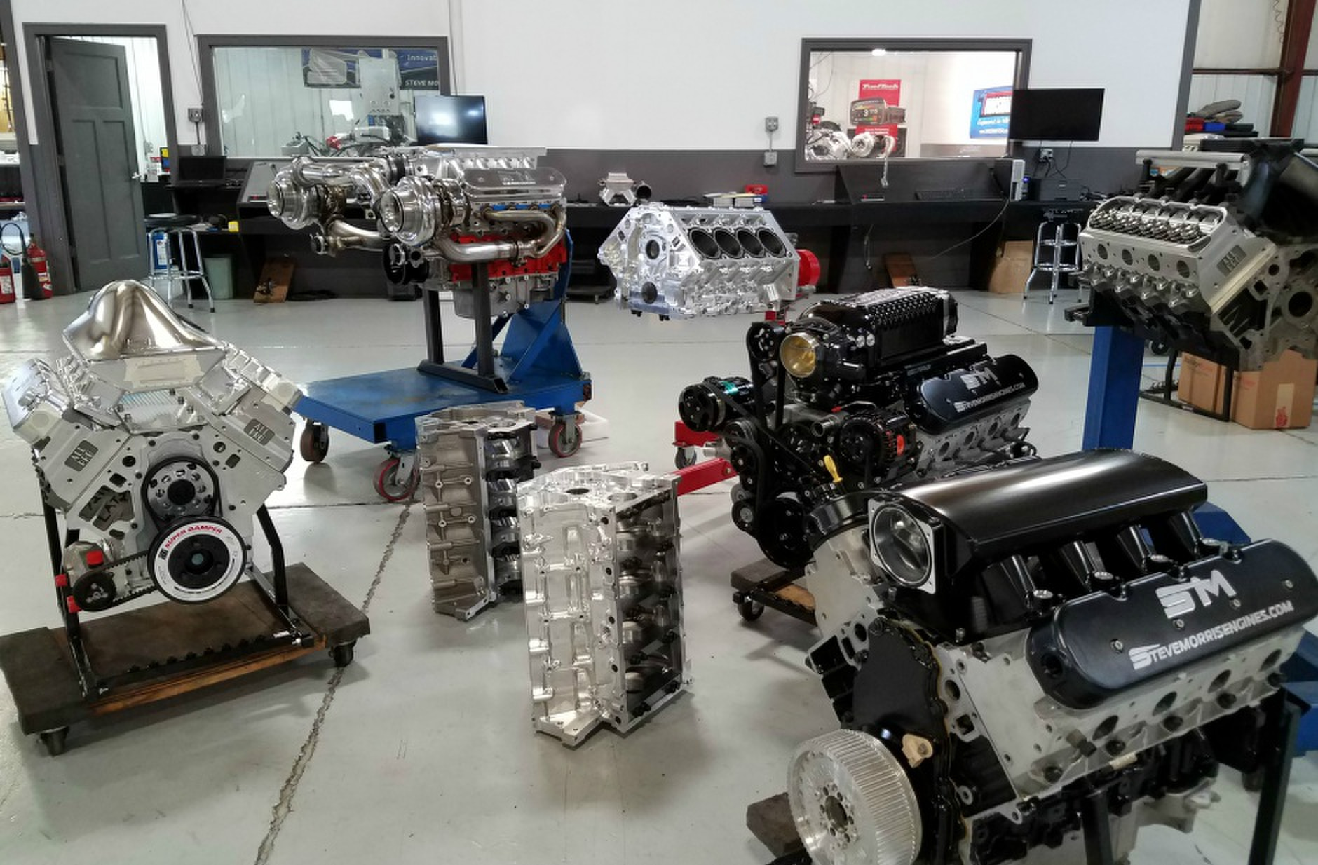 hight resolution of steve morris engines has been steadily offering more and more engine packages based on this platform for many different types of applications such as