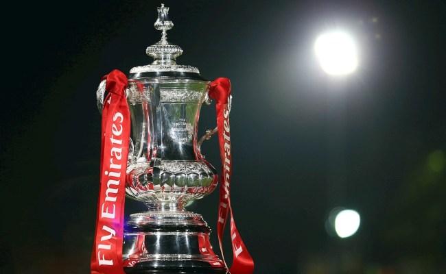 Fa Cup First Round Draw Tonight News Stevenage