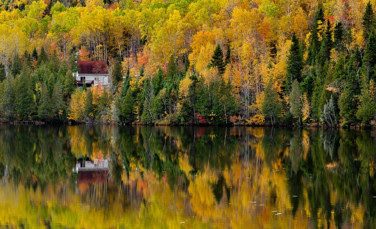 québec automne couleurs