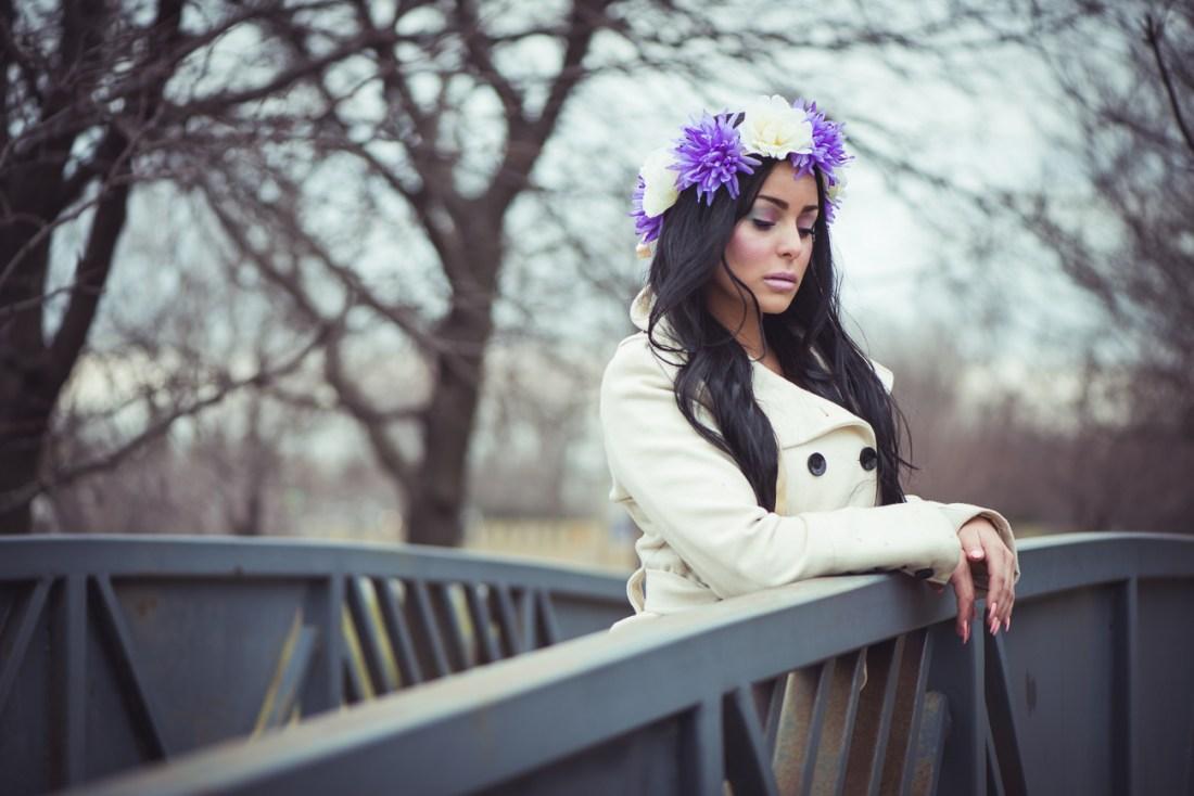 portrait marianne photoshoot printemps montréal