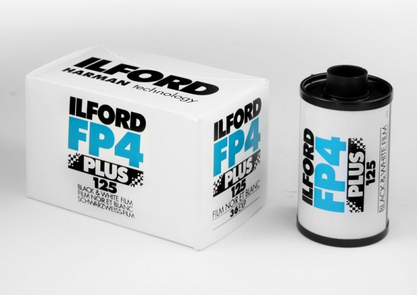 ilford fp4 film