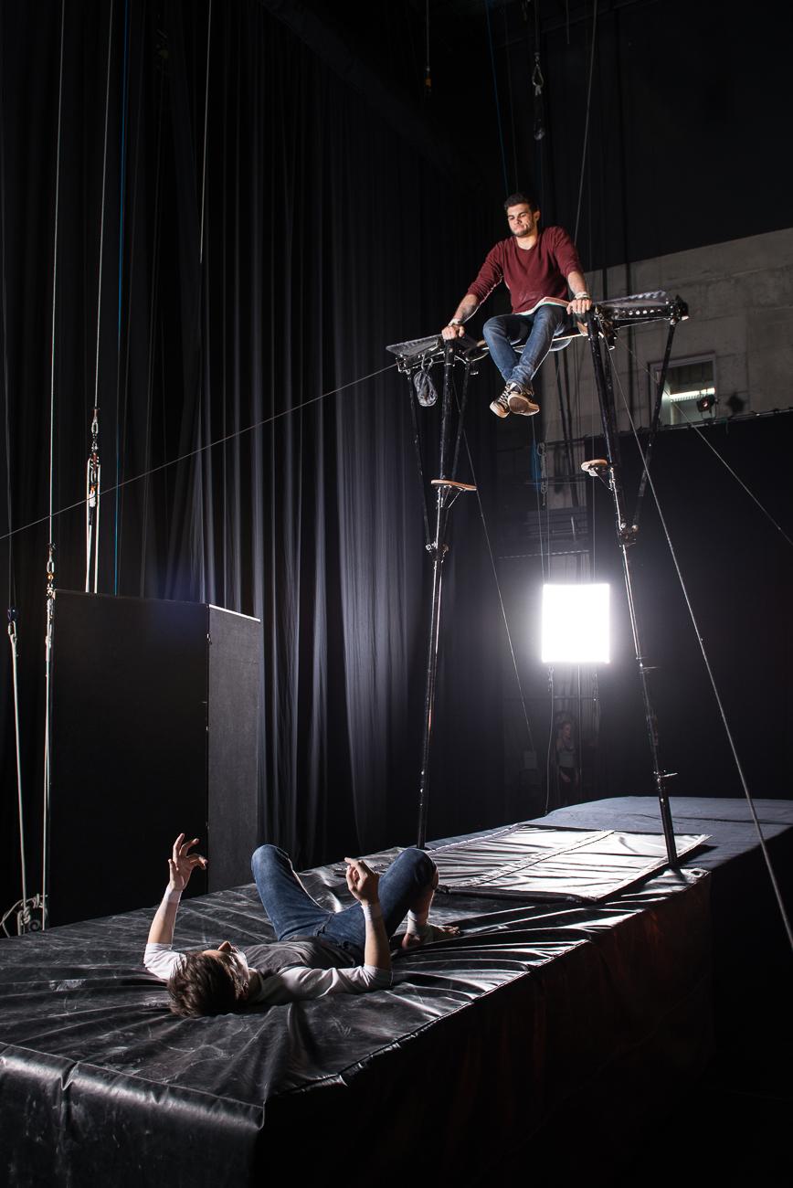 école nationale de cirque sam louis