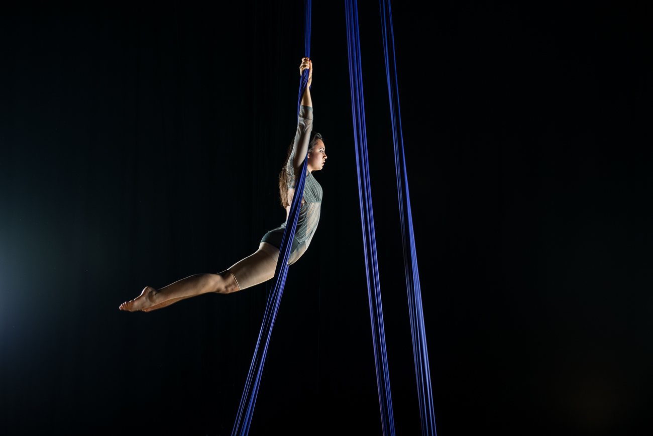 école nationale de cirque montréal tissue