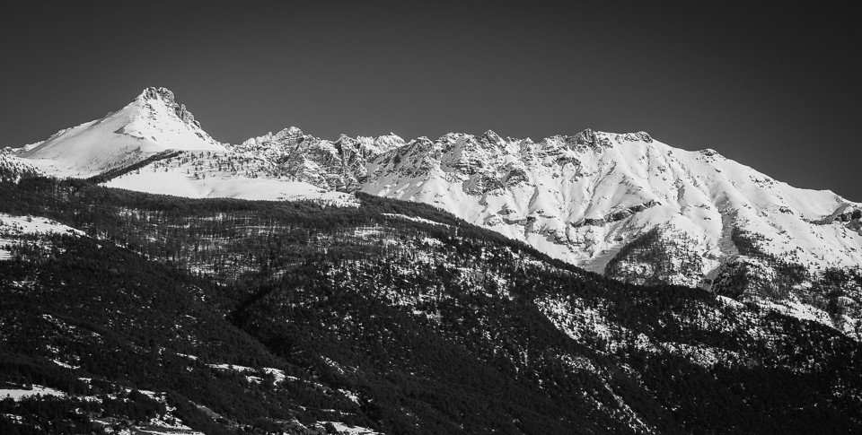 hautes alpes hiver