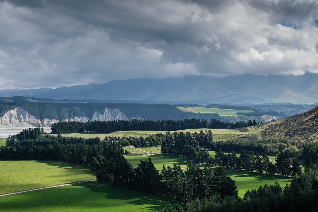 nouvelle-zélande paysage pacifique