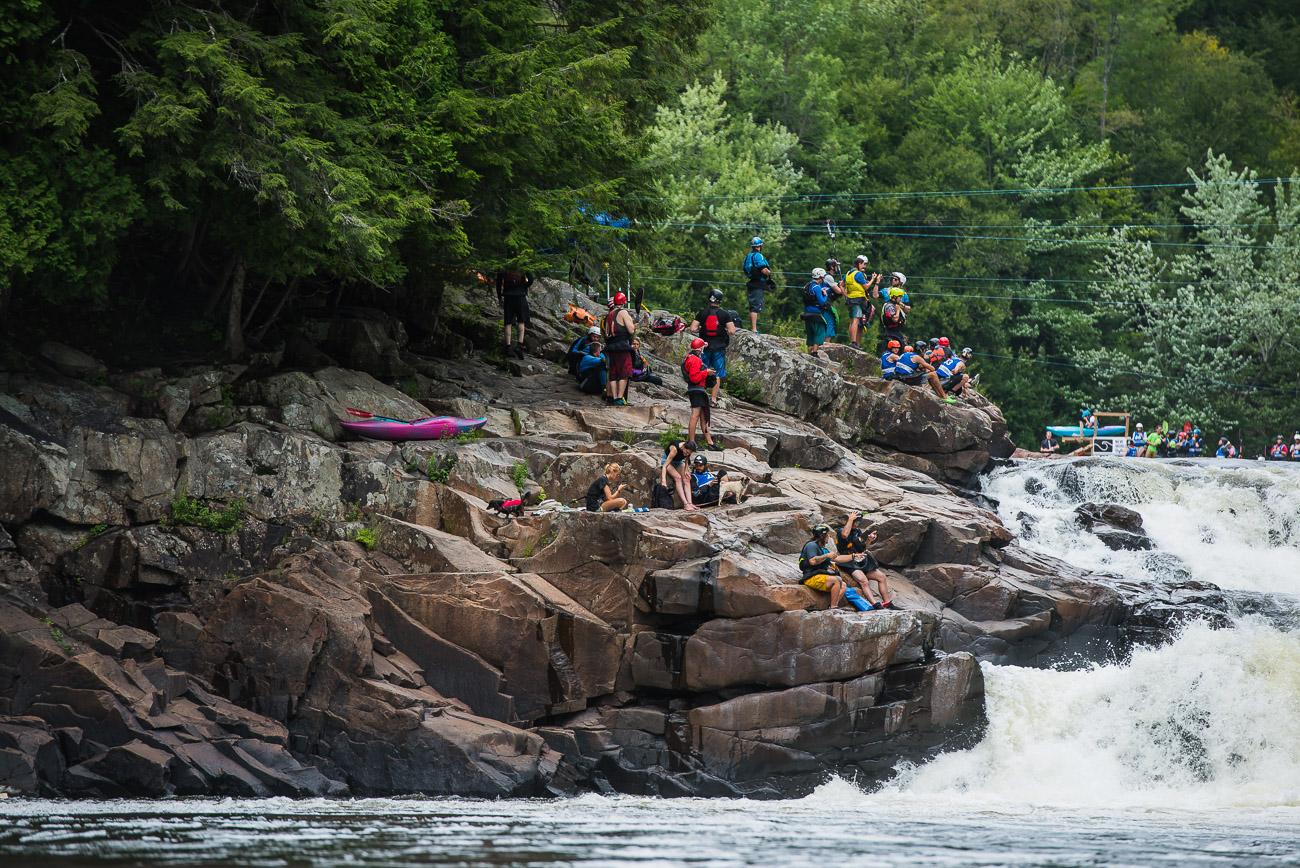 kayak québec compétition