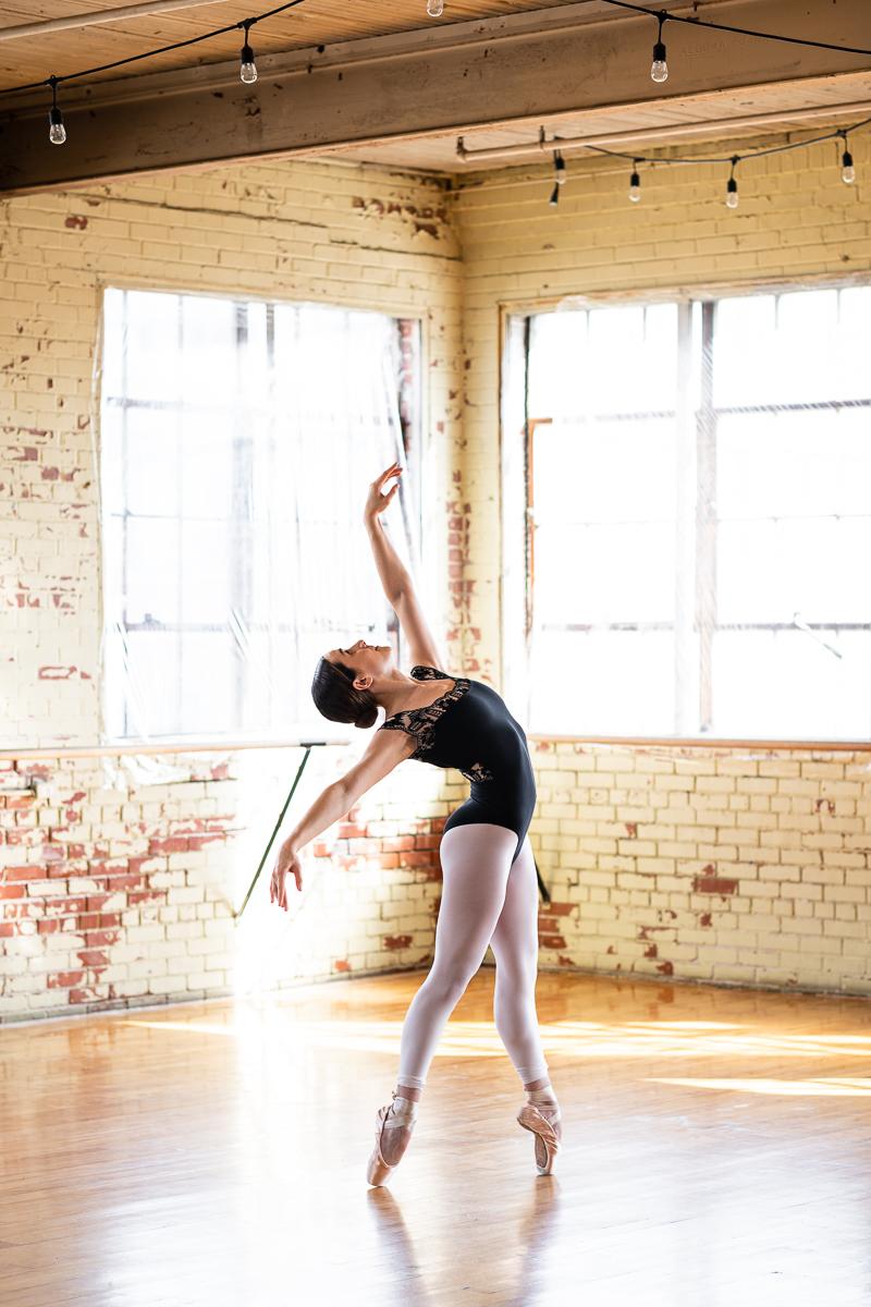 ballerina rosalie carron montreal canada