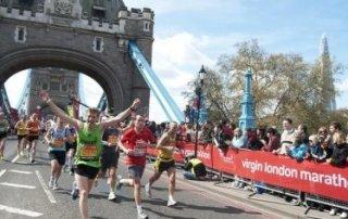 London Marathon   Steve Bonthrone Fitness