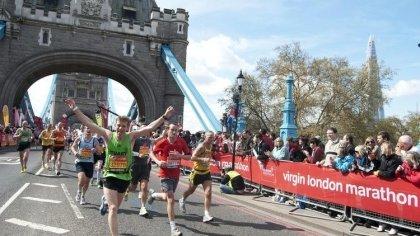 London Marathon | Steve Bonthrone Fitness