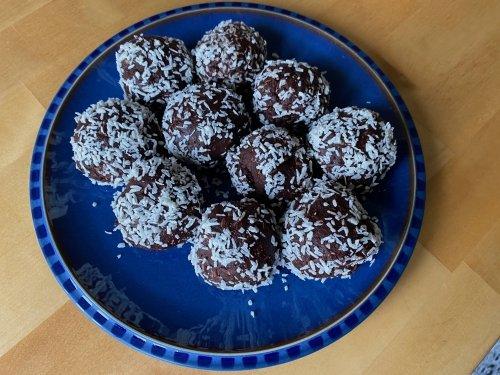 Recipe Collection - Chocolate Truffles   Steve Bonthrone Fitness