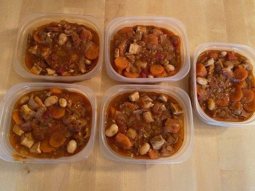 Recipe Collection - Spanish Chicken and Chorizo Stew   Steve Bonthrone Fitness