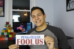 Speeding Ticket Magician headed to Penn & Teller's Fool Us