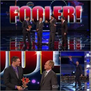 Rubik's Cube Magician Steven Brundage Fools Penn and Teller!