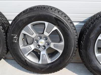 2015 chevy colorado wheels oem