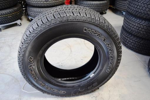 Goodyear Wrangler 17 Inch P255 75R17 for sale