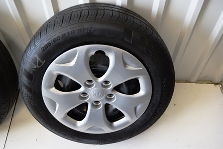 Factory Kia Wheels Oem Dealer Take Off Kia Wheels Tire