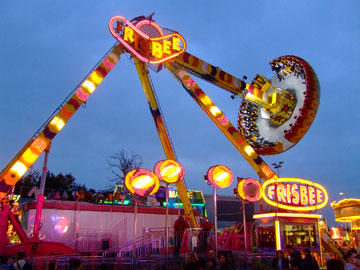 Steven Hill Fun Fairs  Fun fair rides for hire