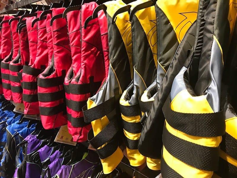 Jet Ski Life Jacket is jetski accessories