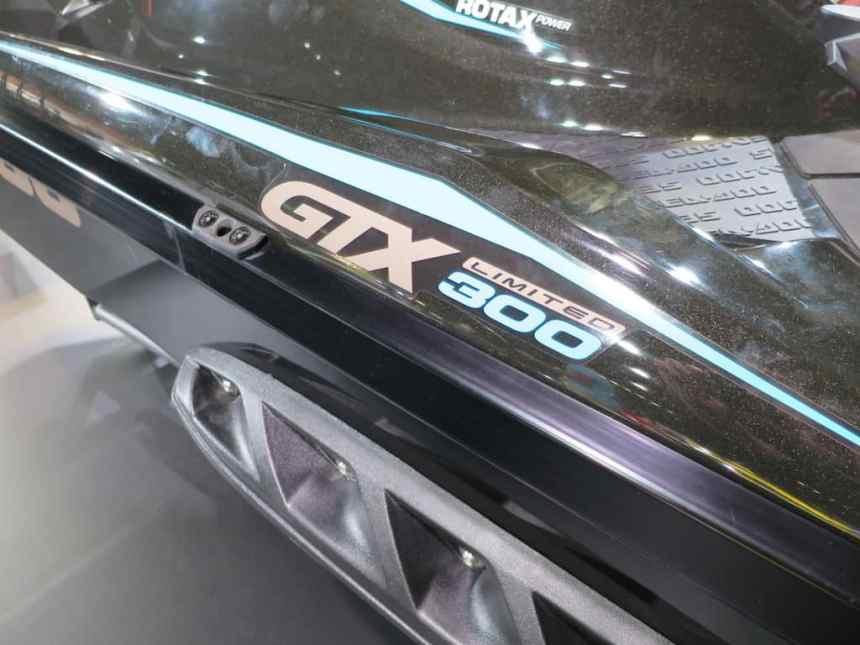 300 hp blue
