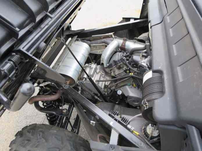 dirty defender engine