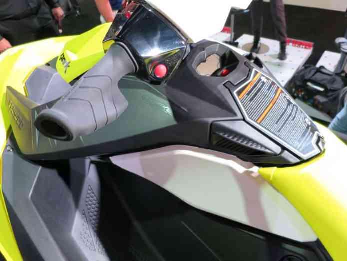Yellow Spark seat