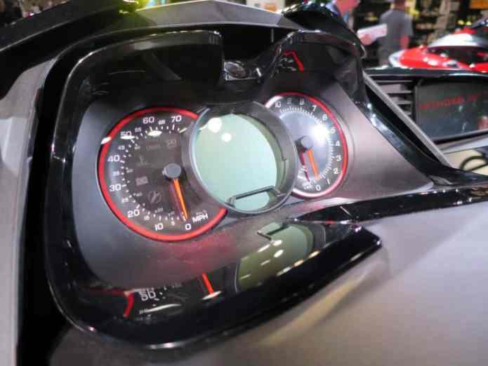 GTX limited gauge
