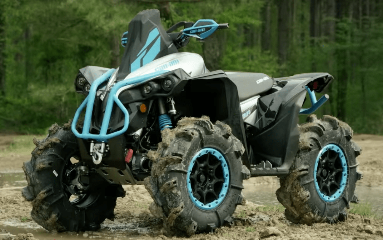 Can Am Renegade 1000 2018 >> 2016 Renegade xMR 1000R Review - Steven in Sales